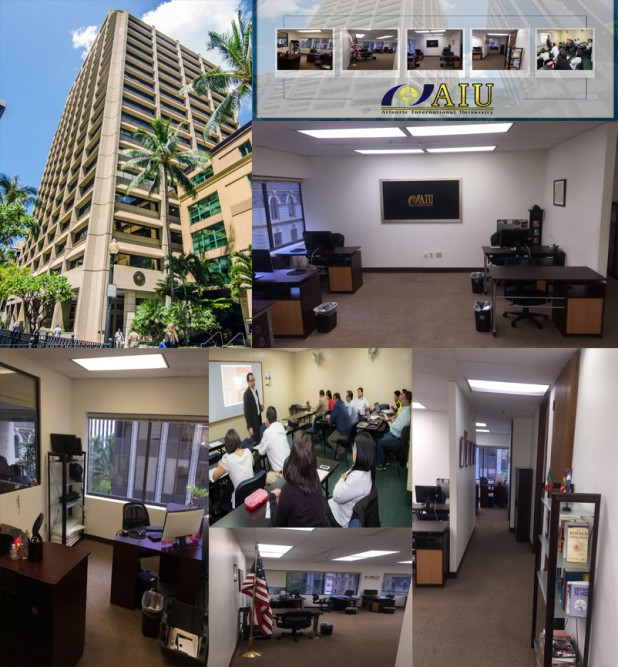 office picture collage