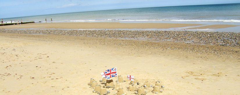 Great Yarmouth beach